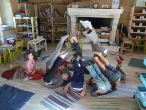 Yoga école