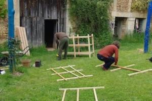 construction matériel école