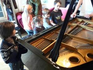 activité piano musique école