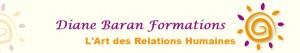 site Diane Baran logo